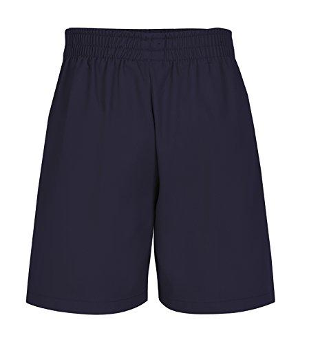 Classroom Uniforms CLASSROOM Big Boys' Uniform Pull-On Short, Dark Navy, 8 by Classroom Uniforms