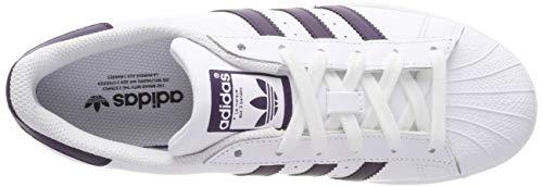 Ftwr Bianco Purple legend ftwr Black Black White Adidas core W Superstar zSqEwxnHA