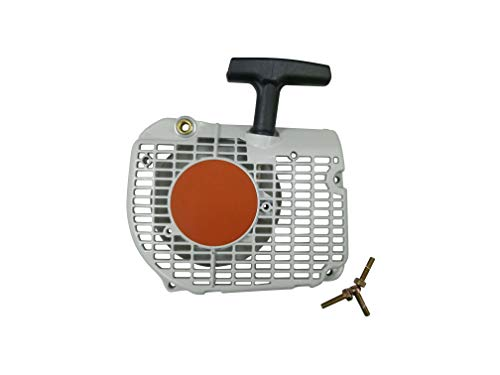EngineRun Recoil Rewind Pull Start Starter Cover Assembly for Stihl 034 036 MS340 MS360 Chainsaws OEM 11250802105 Ships from The USA [Stens 150-795] 1125-080-2105