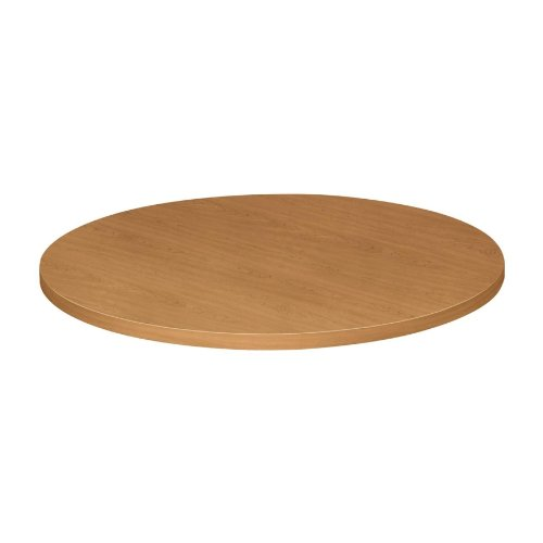 HON1321CC - HON Self-Edge Round Hospitality Table Top (Edge Self Laminate Round Tabletop)