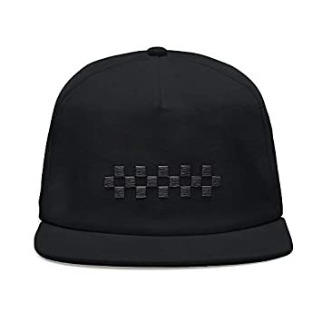 Vans Overtime Hat -Fall 2018-(VN0A3TNQBLK1) - Black - One Size