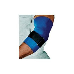 Sportaid, Elbow Brace, Neoprene Support, Blue, Medium - 1 ea -
