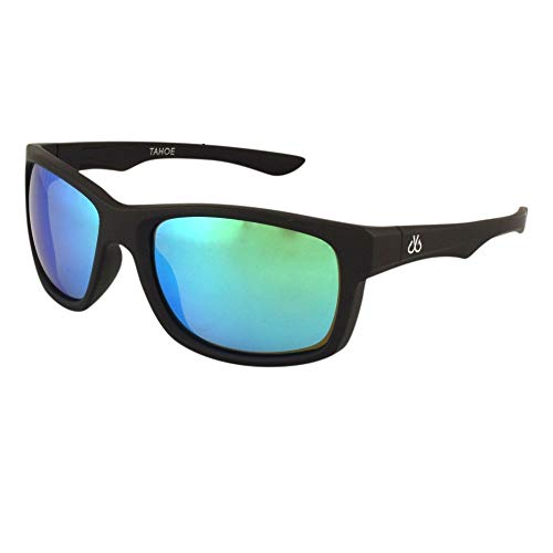 Filthy Anglers Tahoe Polarized Sport Fishing Sunglasses EP Mirror Lenses 100% UV Protection ()