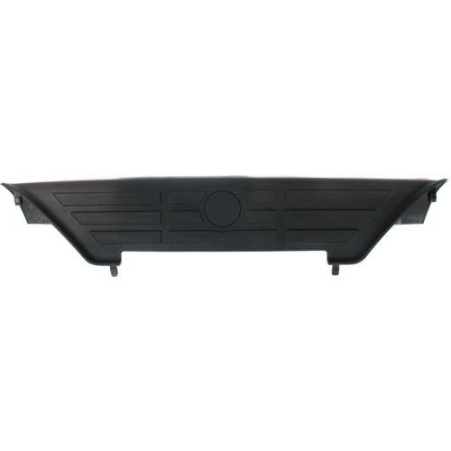 (Make Auto Parts Manufacturing Rear Textured Black Center Bumper Step Pad For Nissan Titan 2004-2015 - NI1191100)