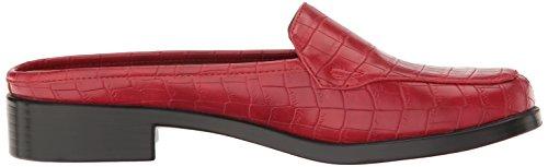 Aerosoles Womens Beste Wensen Muilezel Rode Krokodil
