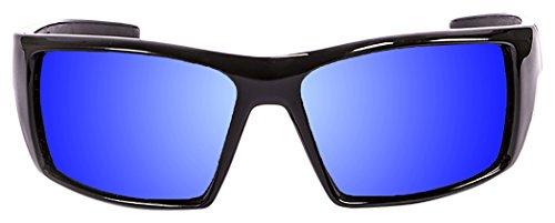 Paloalto Sunglasses P3201.1 Lunette de Soleil Mixte Adulte, Bleu