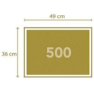 Clementoni Mordillo The Surrender 500 Pezzi Made In Italy Adulti Puzzle Cartoni 35080