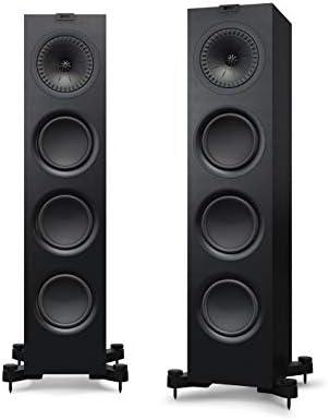KEF Q750 Floorstanding Speaker Each, Black
