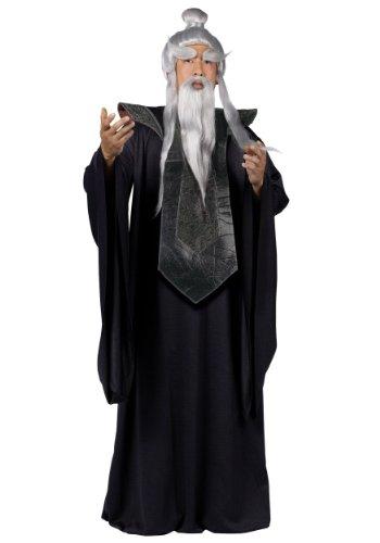 Sensei Halloween Costume (Fun World Men's Sensei Master Costume Black,)