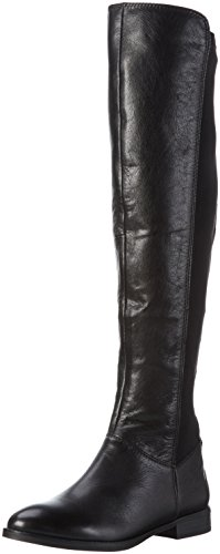 ALDO Damen Josepa Langschaftstiefel Schwarz (black Leather / 97)