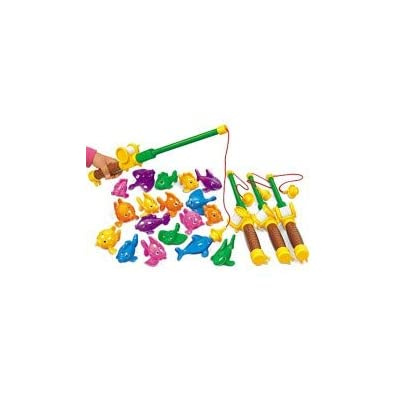 OMIRA Magnetic Fishing Set: Toys & Games