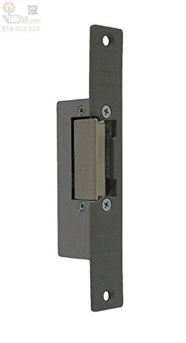 Dorcas 30003 A/S - Abrepuertas universal A placa S gris: Amazon.es: Bricolaje y herramientas