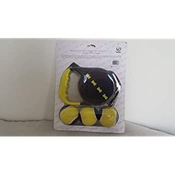 Amazon Com 25ft Retractable Dog Leash Amp 3pc Tennis Ball