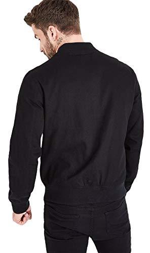 Leotude Men's Regular Fit Bomber Jacket