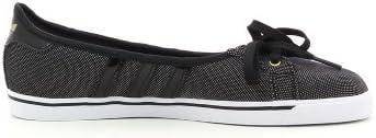 Contratado País de origen Aviación  Adidas Court Star Slim Ballerina Q22960 Womens Sneakers/Sleeks/Ballerinas/Plimsoles  Black 7 UK: Amazon.co.uk: Shoes & Bags