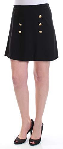 kensie Quilted Mini Skirt Medium