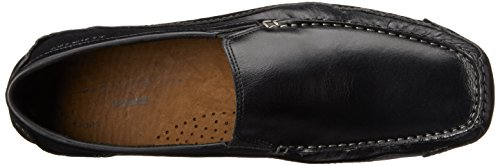 Rockport Heren Luxe Cruise Venetiaans Instappers Loafer Zwart