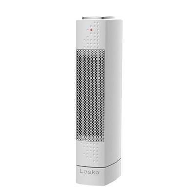 Lasko Ultra Slim Ceramic Desktop Tower Heater - White