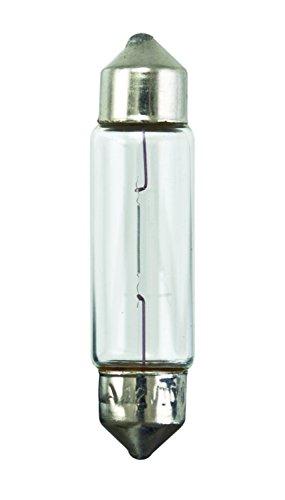 HELLA 6411 12V 10W Standard Miniature Replacement Navigation and Interior Light Bulb (E350 Mercedes Navigation 2011)