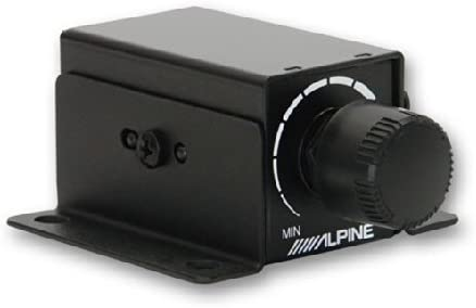 Alpine Rux Knob Bassfernbedienung Elektronik