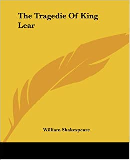 Book The Tragedie Of King Lear