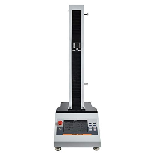 Motorized Test Stand Digital Display AEL-A-500 with 2 Working Mode Automatic and Manual 7-inch LCD display of Maximum Load 500N 50kg 110Lb ()