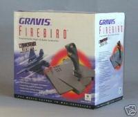 Usb Rudder Pedals (Gravis Firebird Programmable Flight & Game Controller)