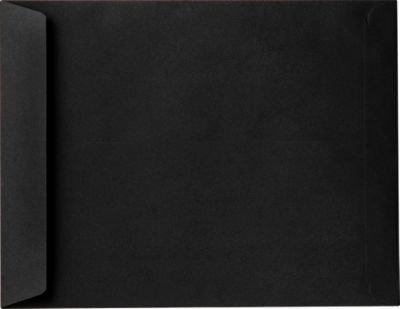 11 x 17 Jumbo Envelopes - Midnight Black (1000 Qty.)