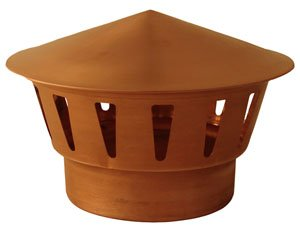 Copper Plumbing Vent Cap 4 Quot Roof Flashing Amazon Com