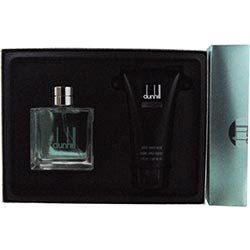 Dunhill Fresh By Alfred Dunhill For Men Edt Spray 3.4 Oz & Aftershave Balm 5 Oz - Spray After Shave Dunhill Alfred