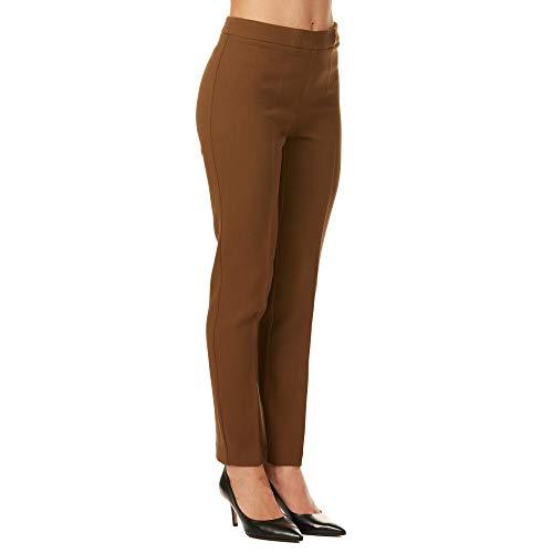 s Marrone o P Donna h r Pantaloni Lana D230049xlachix029 a q4BzFUwBnt