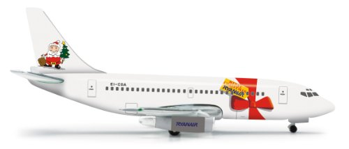 daron-herpa-ryanair-737-200-merry-christmas-1997-diecast-aircraft-1500-scale