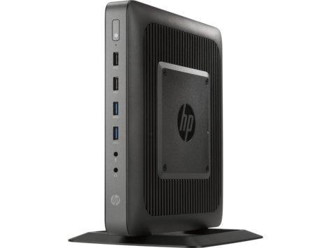 HP Thin Client t620 Flexible - AMD G-Series GX-217GA 1.65 GHz G6F26AA#ABA Smart Zero Technology 32 OS 10/100/1000 Gigabit