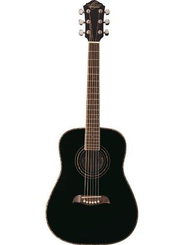 Oscar Schmidt OGHSB 1/2 Size Dreadnought Acoustic Guitar ...