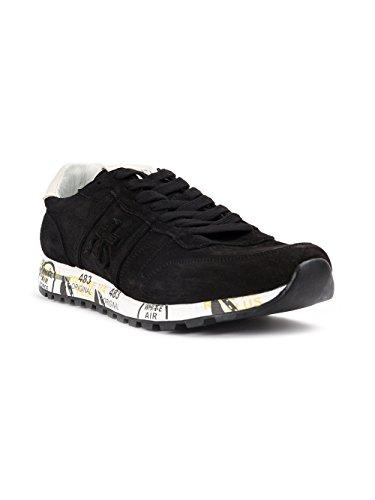 PREMIATA - Zapatillas para hombre Negro negro IT - Marke Größe