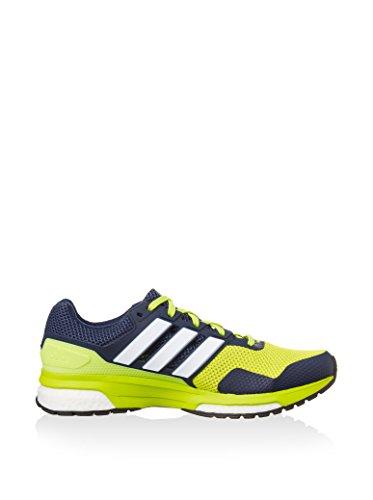 adidas Response Boost 2 M - Zapatillas para hombre Azul marino / Amarillo / Blanco