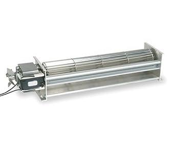 Dayton 1TDU5 Transflow Blower, 115 Volt