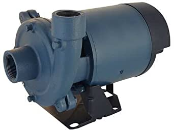 Booster Pump, 1-1/2 HP, 3-Phase