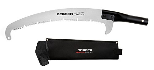 BERGER Tools Germany #63953 Pole Saw Plus Sheath by Berger Tools Germany