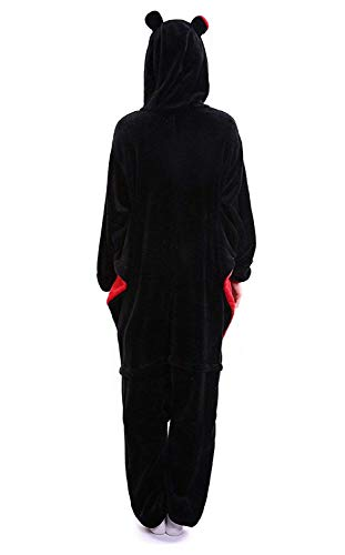 Halloween Kigurumi Abyed® Costume Anime Cosplay Pigiama Attrezzatura Pipistrello zqZZwI