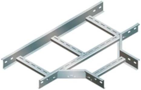 Cablofil bandeja escalera - Derivación t escalera tz60080 galvanizado caliente: Amazon.es: Bricolaje y herramientas