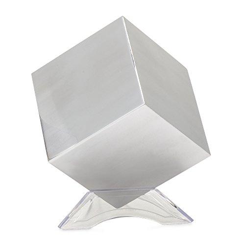 Aluminum Cube - 2.83