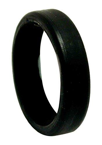 Black OFG Silicone Ring Unisex