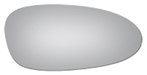 Mirrex 83311HCLP Fits Passenger Right Side Replacement For Porsche 911 Boxster Cayman Heated Mirror Glass With Backing Plate 2005 2006 2007 2008 2009 2010 2011