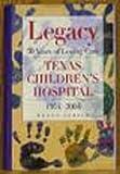 Legacy, Betsy Parish, 0978620054