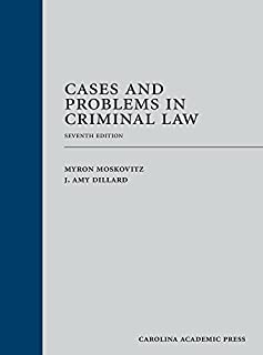 Cases and Problems in Criminal Law (1531001947) | Amazon price tracker / tracking, Amazon price history charts, Amazon price watches, Amazon price drop alerts