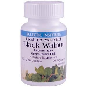 Eclectic Institute Inc Black Walnut, 90 Caps by Eclectic Institute Eclectic Institute Black Walnut