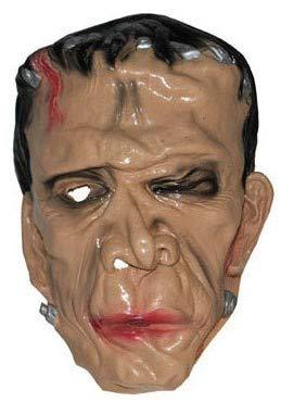 Lote/Conjunto de 12 Piezas - Plástico Frankenstein Máscara: Amazon.es: Juguetes y juegos