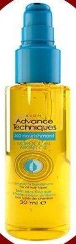 AVON Advance Techniques Marokkanisches Arganöl Haarkur