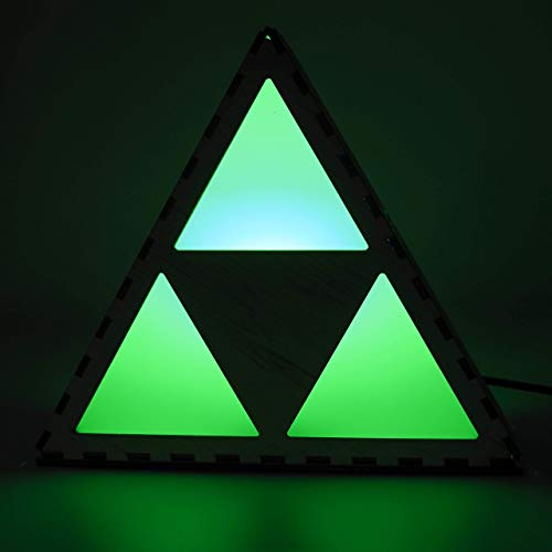 31P%2B0WX0B0L - Zelda Triforce Lamp